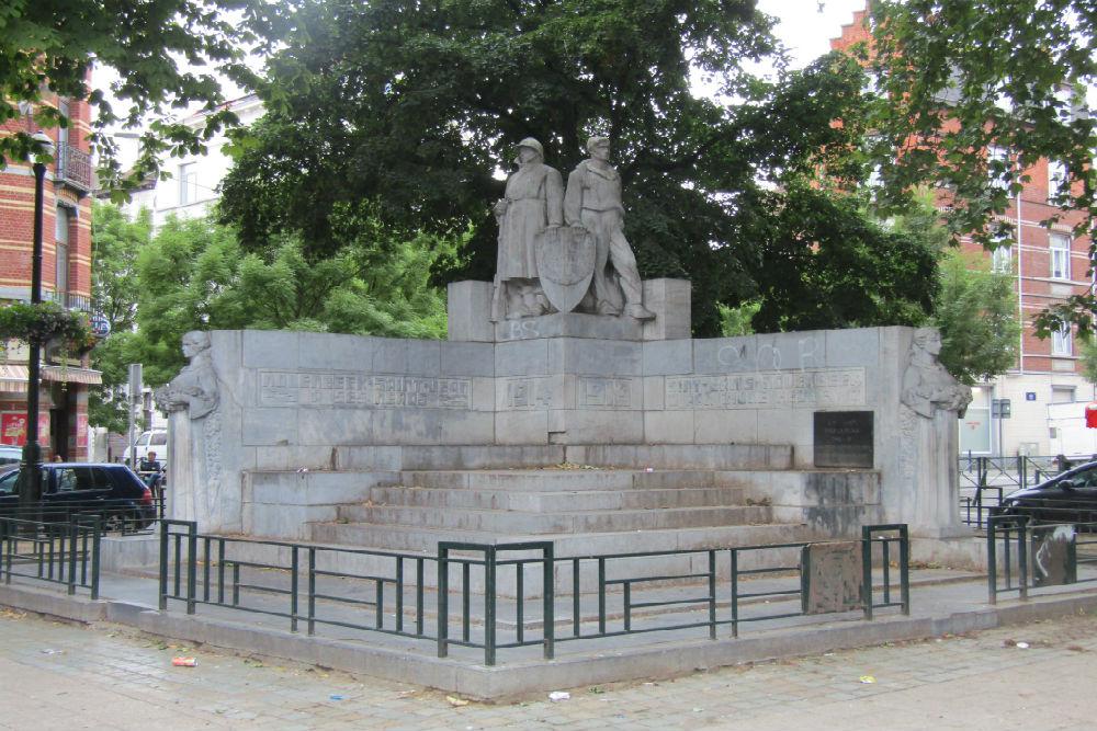 War Memorial Sint-Jans-Molenbeek