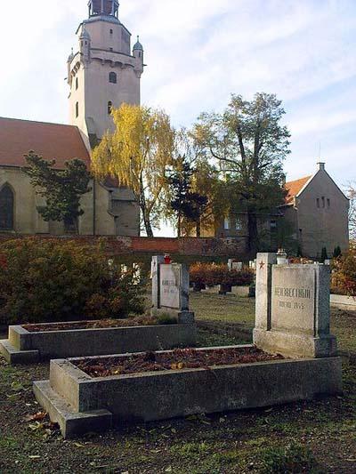 Soviet War Cemetery Katy Wroclawskie