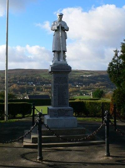 War Memorial Coedpoeth