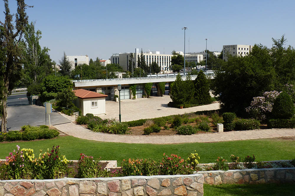 Mount Herzl National Civil Cemetery