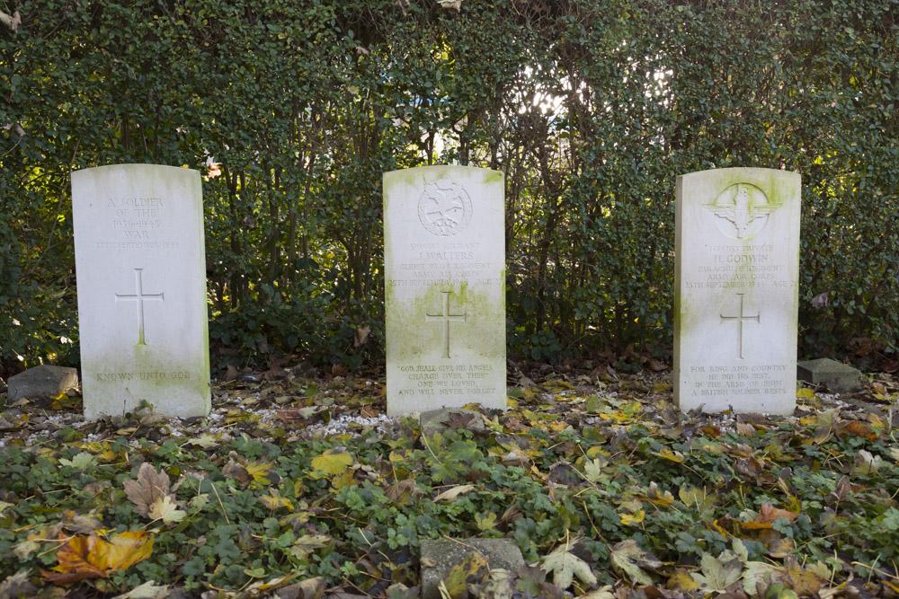 Commonwealth War Graves General Cemetery Wijk bij Duurstede