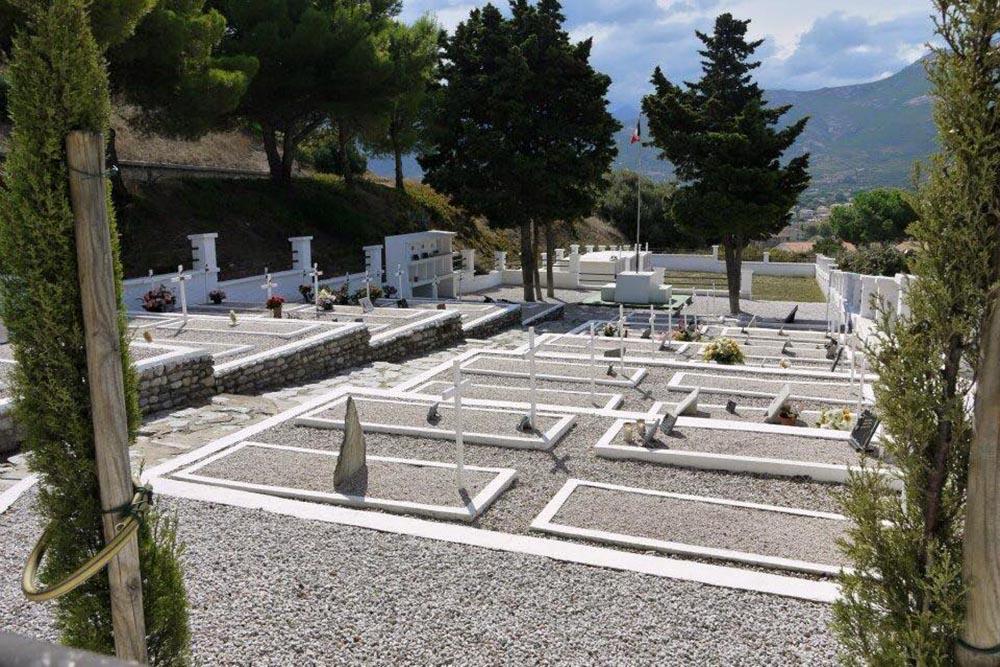 Militaire Begraafplaats Calvi