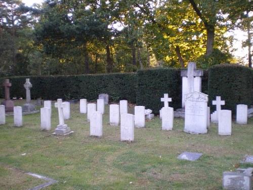 Oorlogsgraven van het Gemenebest St Sebastian Churchyard