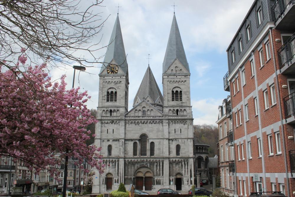 Oorlogsmonument Église Saint-Remacle