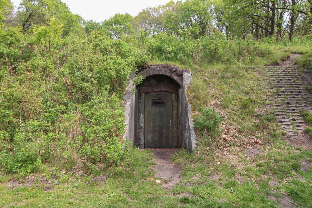 Aardappelkelder Kamp Westerbork