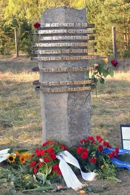 Uckermark Extermination Camp