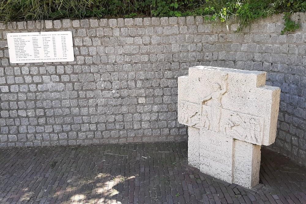 War Memorial Wijk aan Zee