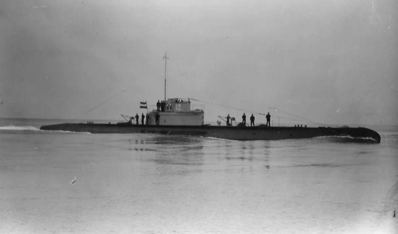 Onderzeeboten van de K XI-klasse