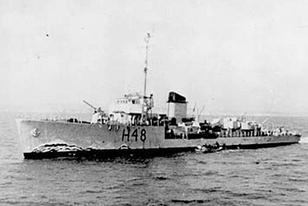 Noorse Torpedobootjagers van de Sleipner-klasse