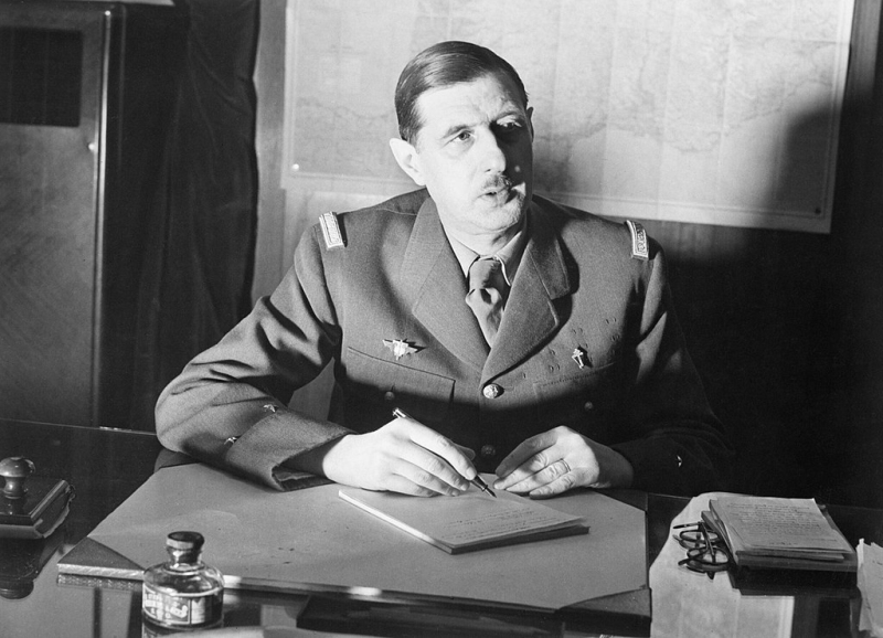 Radio speech by Charles de Gaulle 18-06-1940