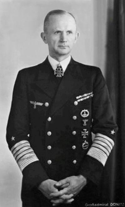 Vonnis Karl Dönitz
