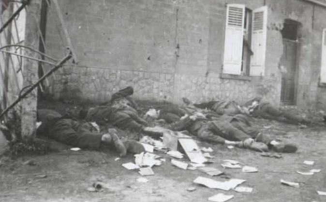 Executie van burgers in Vinkt, 27 mei 1940