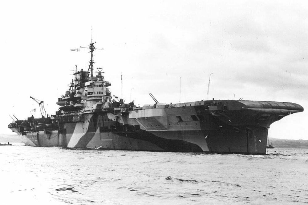 Britse Vliegdekschepen van de Illustrious-klasse