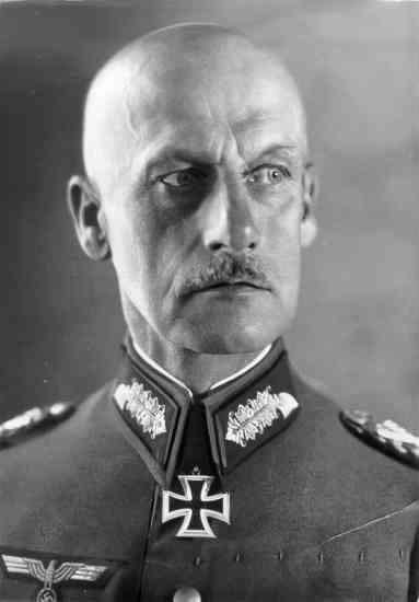 Leeb, Wilhelm von