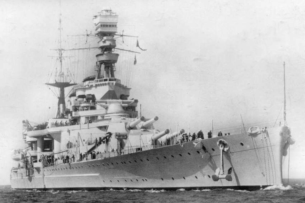 Britse Slagkruisers van de Renown-klasse