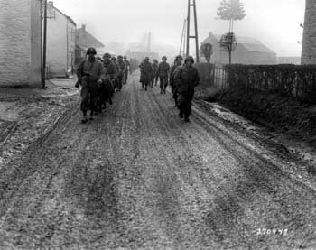 Preamble to the battle for Bastogne