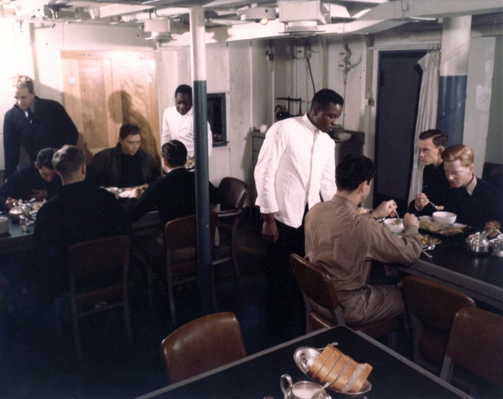 African American Personnel in the US Navy