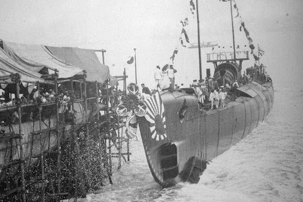Japanse Onderzeeboot I-53 (1925), I-153