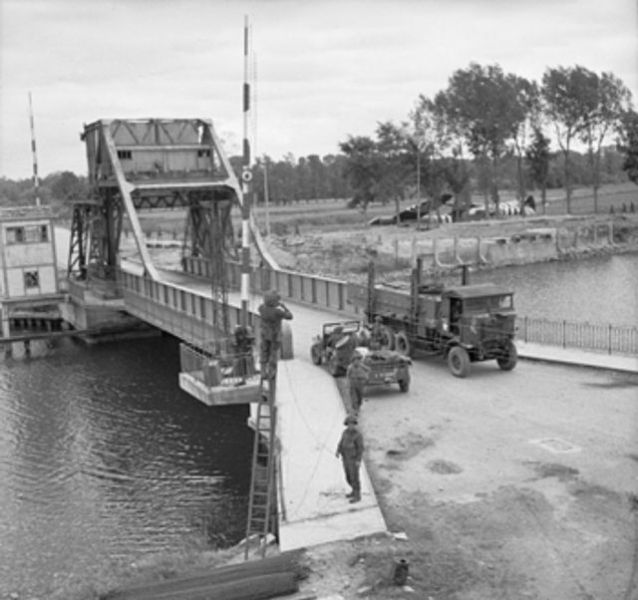 Attack on the Pegasus Bridge