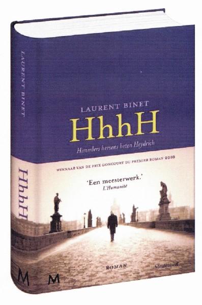 HhhH - Himmlers hersenen heten Heydrich