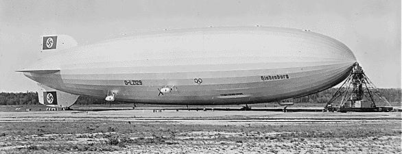 Duitse Luchtschepen van de Hindenburg-klasse