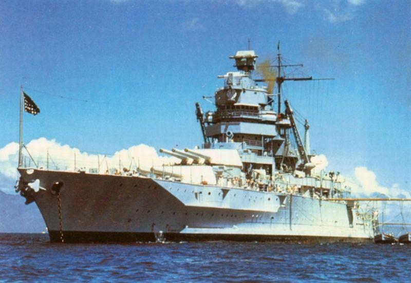 Amerikaanse slagschepen van de Tennessee-klasse
