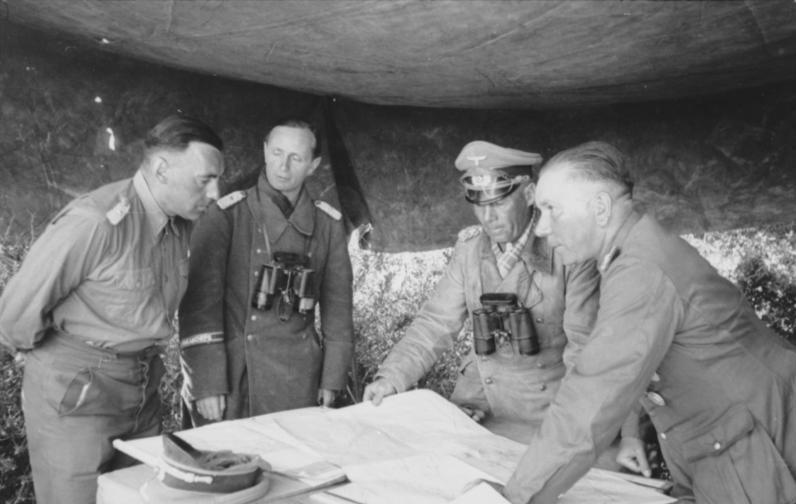 Opkomst en ondergang van Panzerarmee Afrika