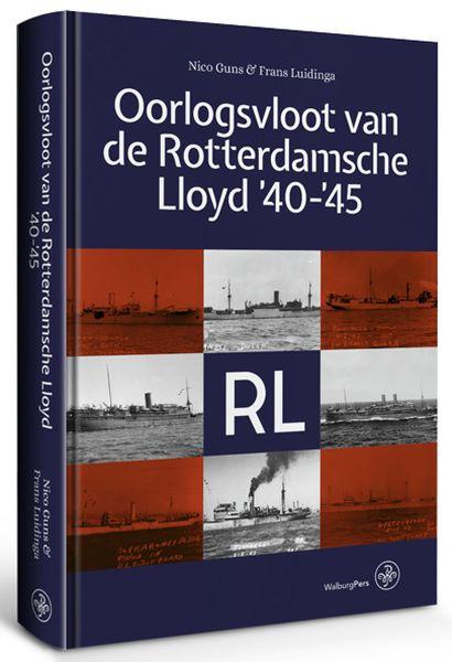 Oorlogsvloot van de Rotterdamsche Lloyd `40-`45