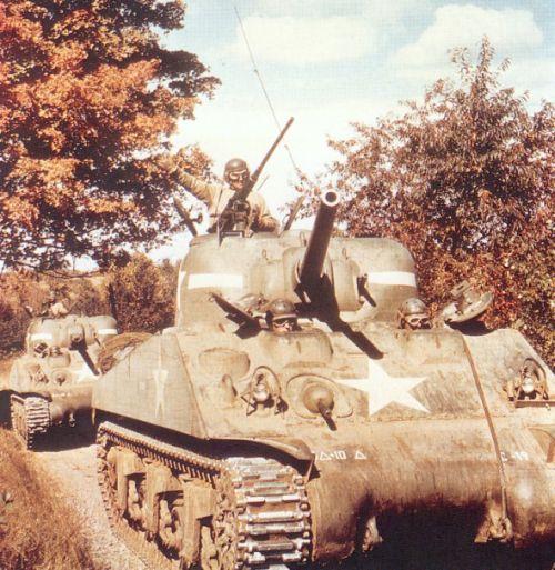 Tankmunitie in de Verenigde Staten (1941-1945)