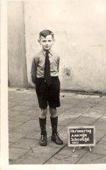 Piet Woortman, een Groninger schooljongen in oorlogstijd