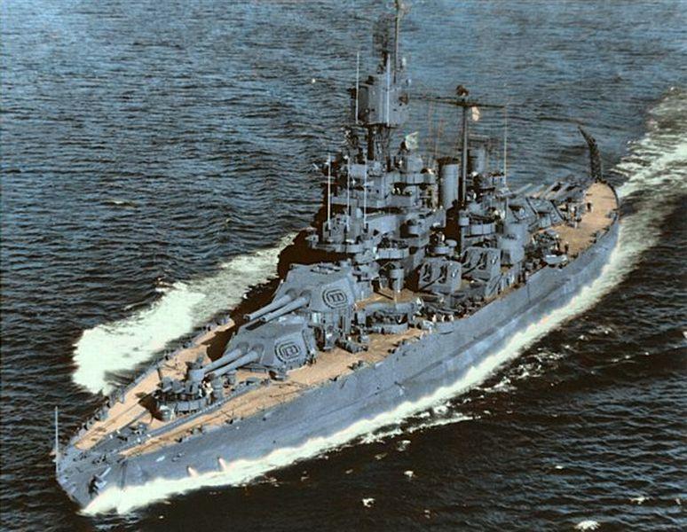 Amerikaanse slagschepen van de Colorado-klasse
