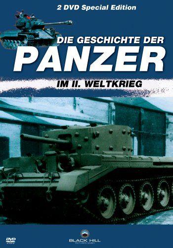 Die Geschichte der Panzer im II. Weltkrieg