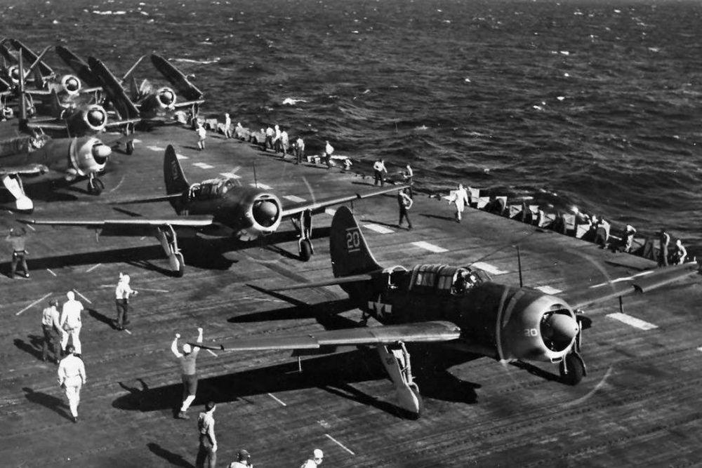 Amerikaanse U.S. Navy Bombing Squadrons (VB)