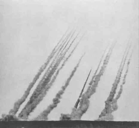 Duitse Raket Artillerie