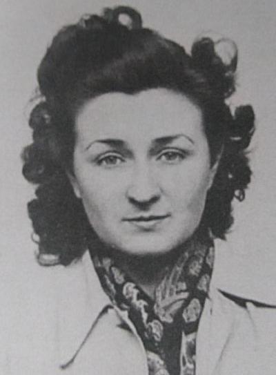 Cate Brouwer, Helene Louise ten