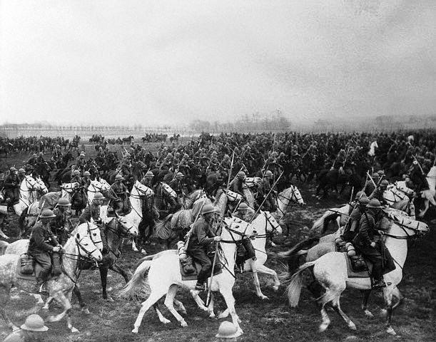 Poolse cavalerie 1937-1939