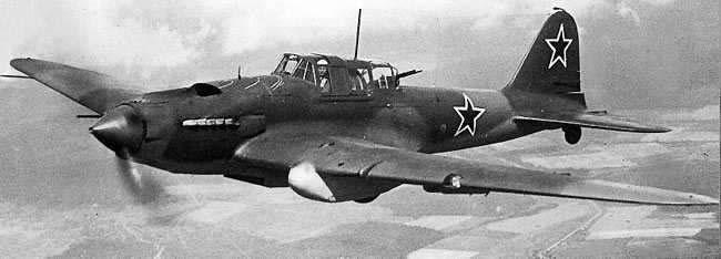 Il-2 Shturmovik, Ilyushin