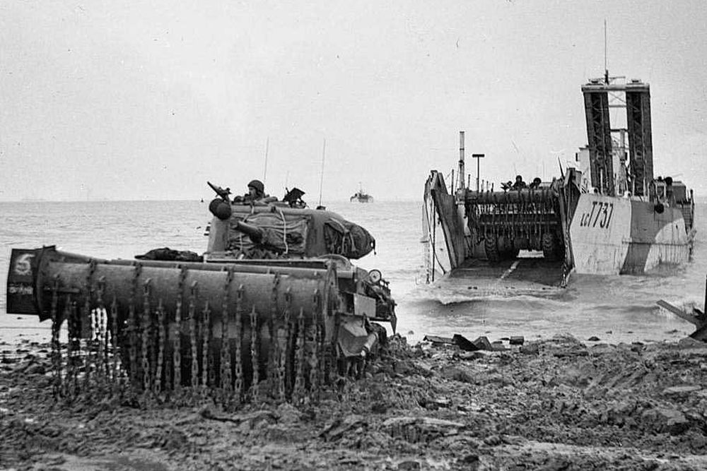 Landing bij Westkapelle, Operatie Infatuate II