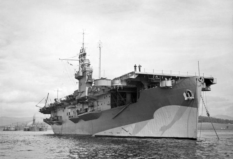 Britse escortevliegdekschepen van de Attacker-klasse