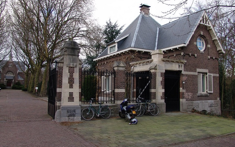 Duitse oorlogsgraven opCrooswijk