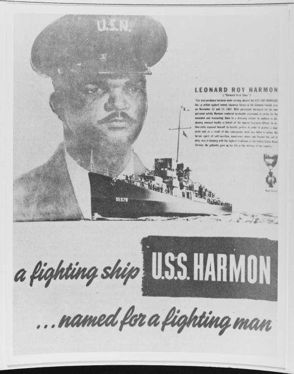 Harmon, Leonard Roy