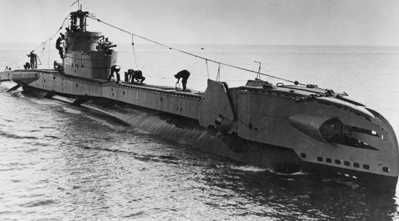 British submarines for the Dutch navy