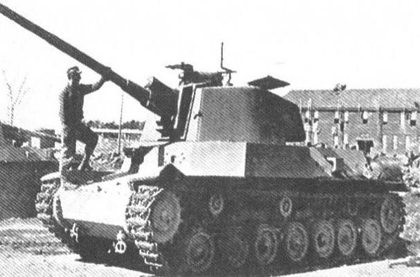 Laatste Japanse tanks (1944-1945)