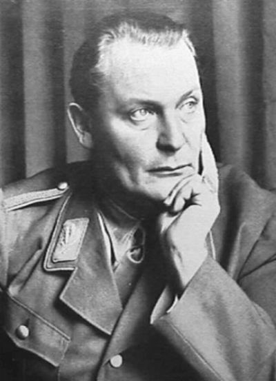 Slotverklaring Hermann Göring