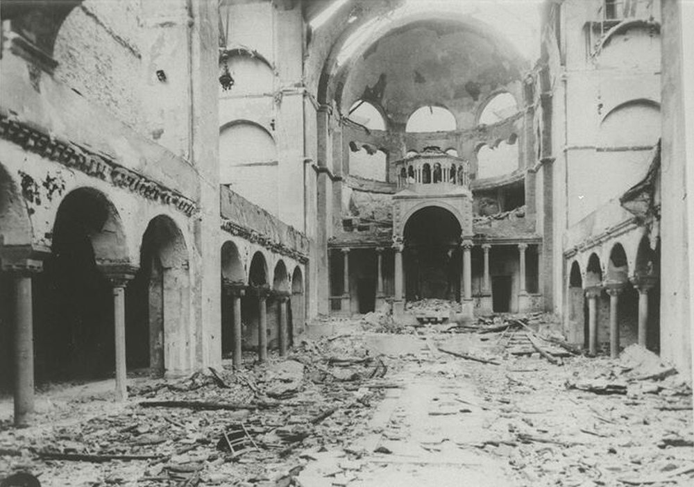 Joseph Goebbels, diary entries after the Kristallnacht (10/11 November 1938)
