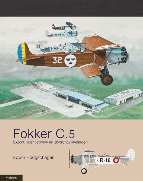 Fokker C.5 deel II