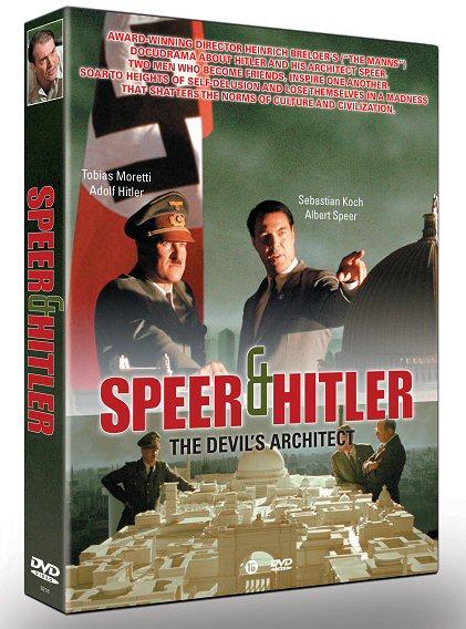 Speer en Hitler