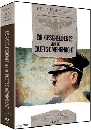 De geschiedenis van de Duitse Wehrmacht