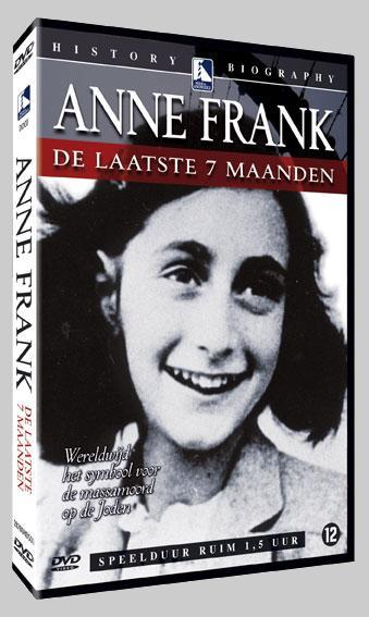 Anne Frank - De laatste 7 maanden