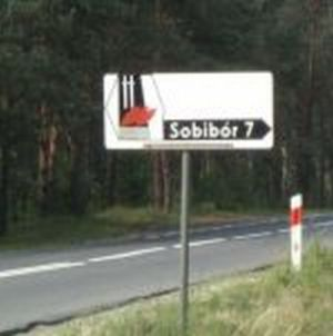 Extermination camp Sobibor